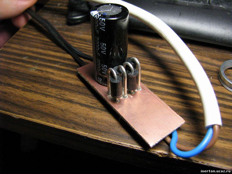 Как 12 вольтовый аккумулятор сделать 6 вольтовым
